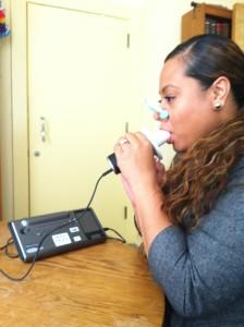 DeBorah:spirometry
